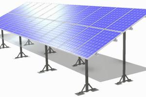 Photovoltaik Montagesystem Creotecc_CREOTERRA_QUICKROOT